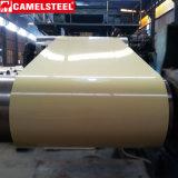 Aço galvanizado Prepainted aço de SGCC