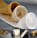 Fabricante del bolso de filtro del colector de polvo de 5 micrones