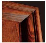 Einfache Stahlsicherheits-Tür