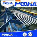 Stahl-entzundernde Geräten-gerade Stahlstab-Granaliengebläse-Maschine