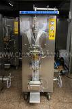 Машина запечатывания питья положенная в мешки водой заполняя с UV стерилизацией ультрафиолетова