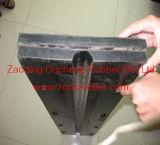 Joint d'extension de pont avec matériau élastomère