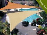 Heiße Sommer-Garten-Farbton-Plastikfiletarbeits-Markise