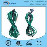 プラント暖房ケーブルのための防水PVC電気熱ワイヤー