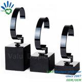 Vertoning van het Horloge van de Ring van de Verkoop de de AcrylC van de fabriek/Tribune van het Horloge met de Ring van C
