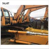 Serviço Pesado do cilindro hidráulico de dupla ação para máquinas de construção Escavadoras