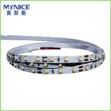 Luminosità DC12V IP33 dell'indicatore luminoso di nastro del LED alta 3528 LED