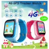 4G LTE Tracker GPS montre avec l'appel vidéo D49