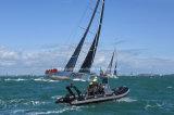 Canot automobile gonflable rigide de bateau de pêche d'Aqualand 18feet 5.4m/de côte (rib540A)