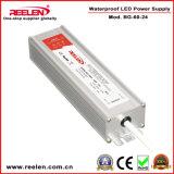 24V 2.5A 60W imprägniern IP67 konstante Stromversorgung Bg-60-24 der Spannungs-LED