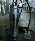 浸水許容の健康なポンプ2インチの下水の