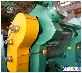 máquina do moinho do rolo 400X1200 três/moinho de borracha do rolo do calendário