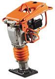 Rammer Vibratory Gyt-77r do calcamento da gasolina do pisco de peito vermelho Eh12