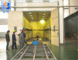 Startenraum des Sand-Q26/Sand-Startenstand/industrielles startendes Haus