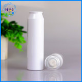 бутылка пластмассы любимчика брызга круглой формы 200ml белая