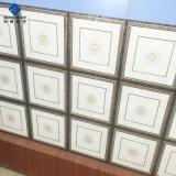 AA1100 3003 H24 suspendue faux plafond pour l'intérieur de construction en aluminium
