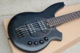 Гитара черного бонго нот/5-String Hanhai электрическая басовая