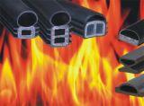 Duas horas de alta qualidade porta corta-fogo de aço (RA-S190)