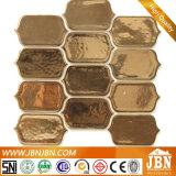 スーパーマーケット(C655043)のための卸し売り金陶磁器のモザイク