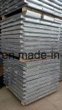 معدن [بويلدينغ متريلس] حارّ ينخفض يغلفن فولاذ حاجز مشبّك