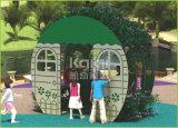 Patio trasero del PE de Kaiqi, jardín, patio al aire libre del parque residencial