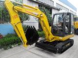 CT45 Pala excavadora Mini Excavadora, pequeños