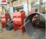 Britador Composto Vertical/máquina de esmagamento de materiais de alta temperatura