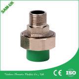 GIのソケットの管付属品の電気電流を通されたソケットの可鍛性鉄の管付属品