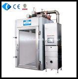 Poulet Dindon Machine à fumer à l'alimentation