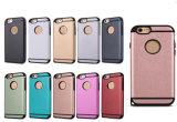 Горячий сотовый телефон Case Cover TPU для Samsung S6 Edge