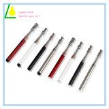 Vaporizzatore elettronico di vetro dell'olio di Cbd della sigaretta dell'atomizzatore della penna di E Luquid Vape