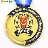 De Medaille van het Metaal van de Sport van het Ontwerp van de Klant van de bevordering
