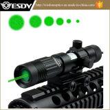 Indicateur réglable de vue de laser de vert/support de bloc d'éclairage/lampe-torche W/Weaver