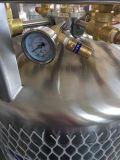 Cilindro criogenico del Dewar del volume dell'ossigeno liquido 455L
