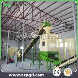 Pallina della biomassa del residuo della lavorazione del legno dell'albero che ricicla la riga di pelletizzazione della macchina