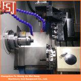 CNC van de hoge snelheid de Horizontale Machine van de Draaibank
