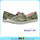 schoenen van het Britse de Nationale Canvas van de Vlag