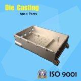 Piezas de la caja del metal de la fuente de alimentación del coche eléctrico con el certificado de la ISO