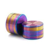 Filetto di vite di fabbricazione 40mm 3 strati del Rainbow della smerigliatrice dell'erba