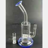 9.45 Zoll-Glaspfeife-Filter-Wiederanlauf des Öl-Rohres