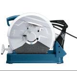 Plancha de metal de la máquina de corte industrial SIERRA RECORTE 2300W mini sierra de corte