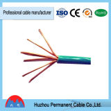 Single Core Multi-Strand isolation PVC 14 AWG, fil de câble AWG 12 Thw Cable