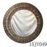 Blocco per grafici dello specchio Jeweled metallo domestico di arte della parete della decorazione