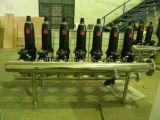 El agua de acero inoxidable automática del disco disco de filtro para el tratamiento de agua de riego