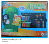 80 PCs Drawing Art Set voor Kids en Students