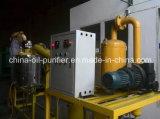 Máquina de destilação de óleo de motor residual / máquina de purificador de óleo de motor preto