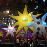 LED gonfiabile d'attaccatura che illumina stella gonfiabile (ADV-069)