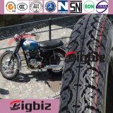 ISO9001: Hochwertiger schlauchloser Gummireifen des Motorrad-2008
