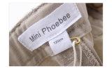 Baumwollkind-Kleid-Ladung-Kurzschlüsse 100% für Jungen