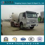 Sinotruk 9m3 HOWO Brand 6X4 Concrete Mixer Truck